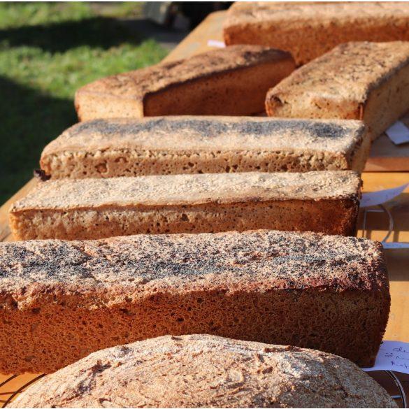 Kenyérsütő tanfolyam – kovászos kenyerek - 2020. szeptember 12.