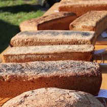 Kenyérsütő tanfolyam – kovászos kenyerek - 2021. június 11.