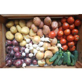 biozöldségek